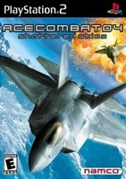 Ace Combat 4: Shattered Skies game