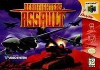 Aero Fighters Assault game