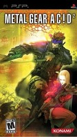 Metal Gear Acid 2 game