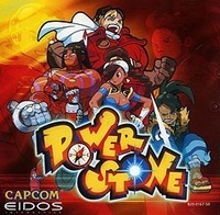 Power Stone Collection game