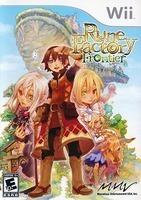 Rune Factory Frontier game