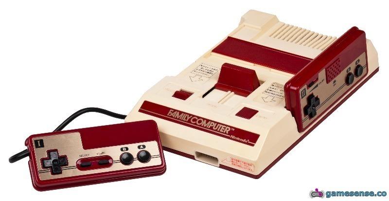 Famicom Best Games
