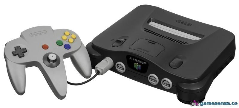 Nintendo 64 Best Games