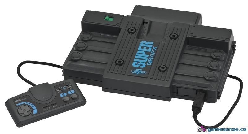 PC Engine SuperGrafx Best Games