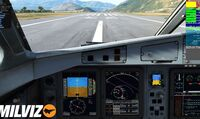Microsoft Flight Simulator  ATR72...