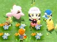 Pokemon Brilliant Diamond  Shining...