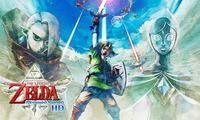 The Legend of Zelda Skyward Sword...