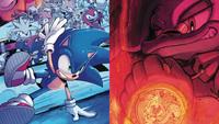 IDW Sonic the Hedgehog comic gets...