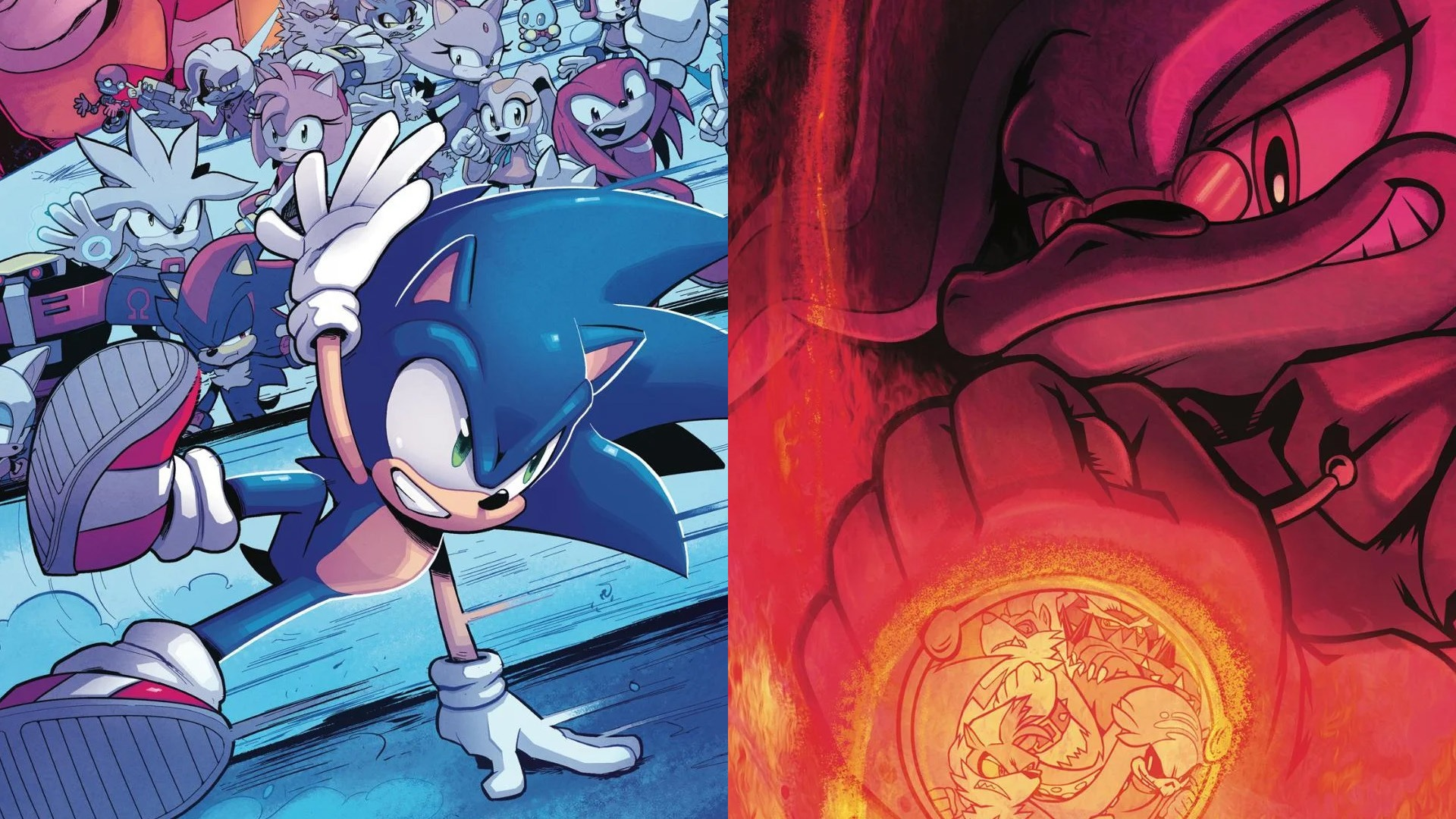 IDW Sonic the Hedgehog comic gets new writer, spin-off Bad Guys miniseries