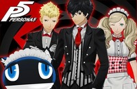 Persona 5: Persona 5 Gets Free Maid and Butler Costume Set DLC for PS4 and PS3