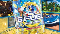 Hey GAMERS, get your FAST FUEL with this SONIC THE HEDGEHOG GFUEL MASHUP