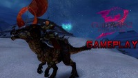 Guild Wars 2: Path of Fire: Guild Wars 2  : Path of Fire Demo Gameplay