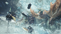 Monster Hunter: World - Iceborne: Monster Hunter World: Iceborne expansion adds Barioth