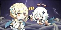 Genshin Impact Mysterious Voyage...