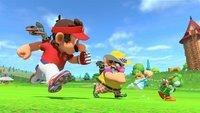 Japanese Charts Mario Golf Super...