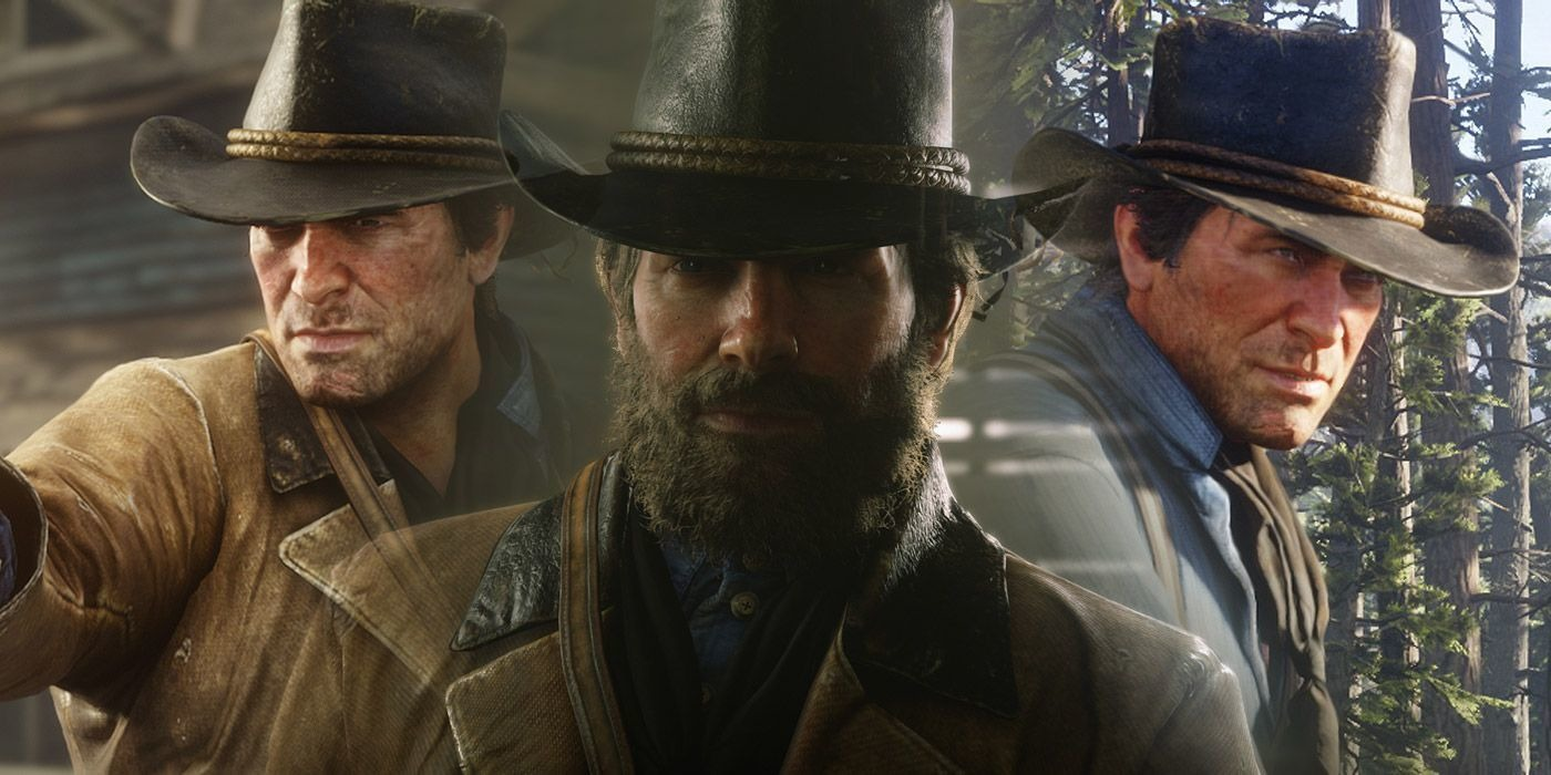 Red Dead Redemption 2's Arthur Morgan Talks to Himself