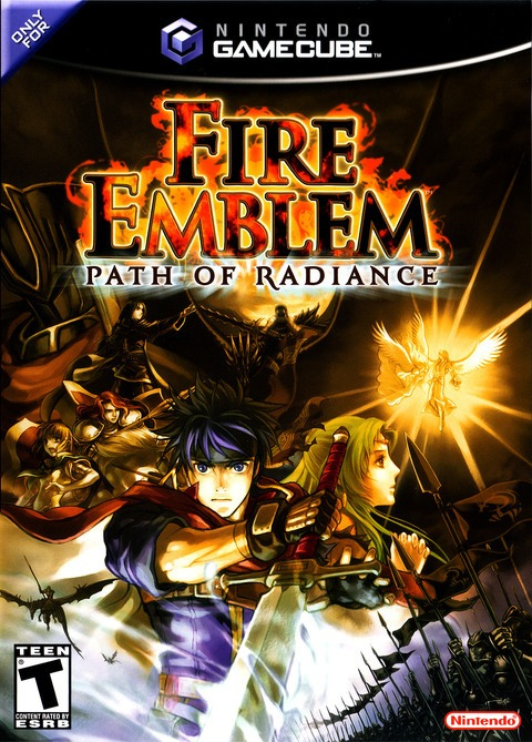 Fire Emblem: Path Of Radiance game