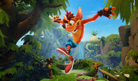 Crash Bandicoot account teases that a new announcement is imminent
