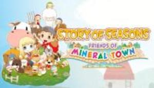 Story Of Seasons: Friends Of Mineral Town game