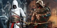 Comparing Assassin's Creed Altair...