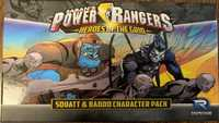 Power Rangers Heroes of the Grid Squatt and Baboo Review