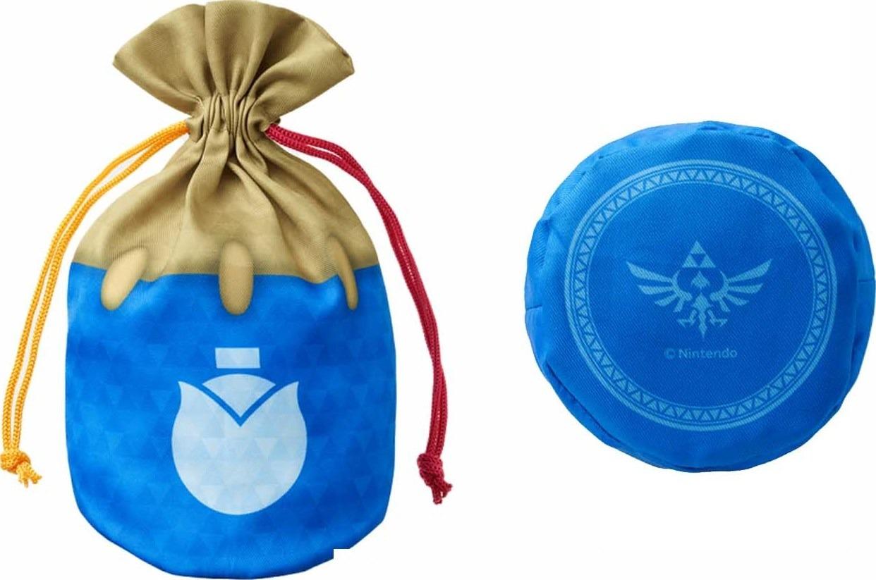 The adorable Legend of Zelda: Skyward Sword HD bomb bag blasts its way to My Nintendo Australia