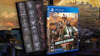 Physical Versions of Disco Elysium...