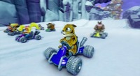 Crash Team Racing: Nitro-Fueled: Crash Team Racing: Nitro Fueled Gameplay Footage Revealed