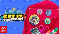 My Nintendo adds WarioWare: Get It Together! button pin set