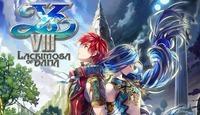 Ys VIII: Lacrimosa Of Dana game