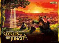 Pokemon GO Secrets of the Jungle...