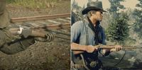 Red Dead Online All The Rifles...