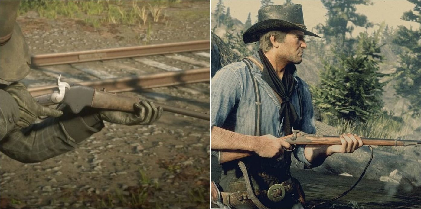 Red Dead Online: All The Rifles & Repeaters, Ranked