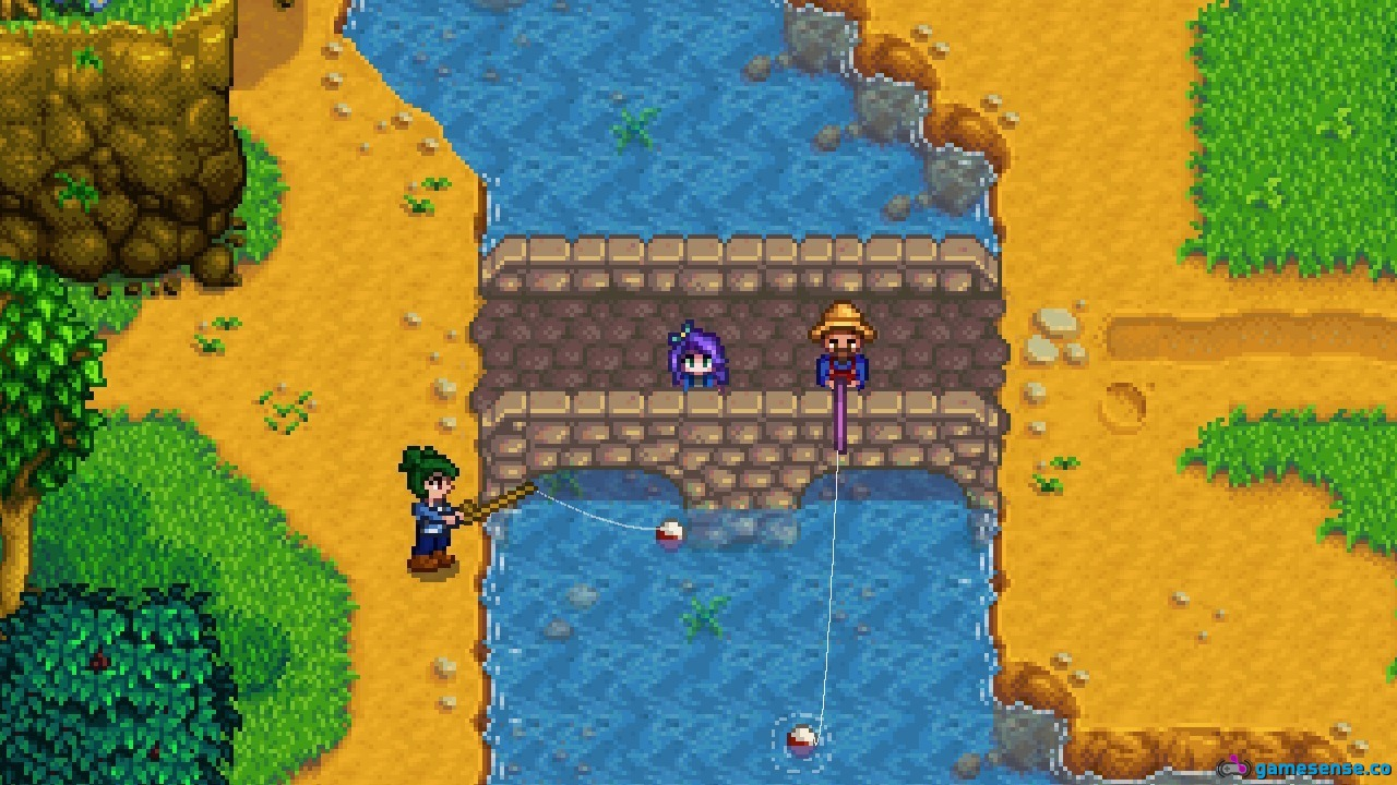 New Details for Stardew Valley's Multiplayer, Including Player-to-Player Marriage