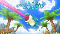 3D Platformer Super Sami Roll Jumps...