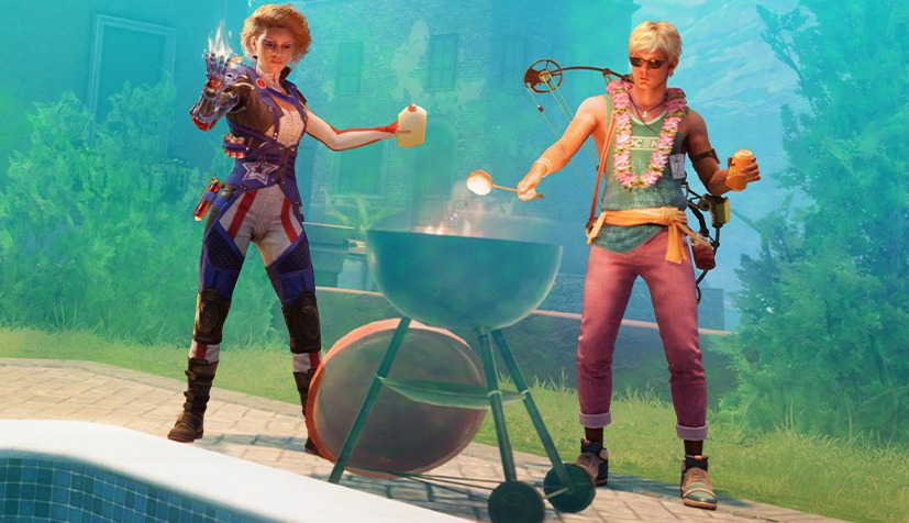 Rogue Company brings the heat with the Hot Rogue Summer update