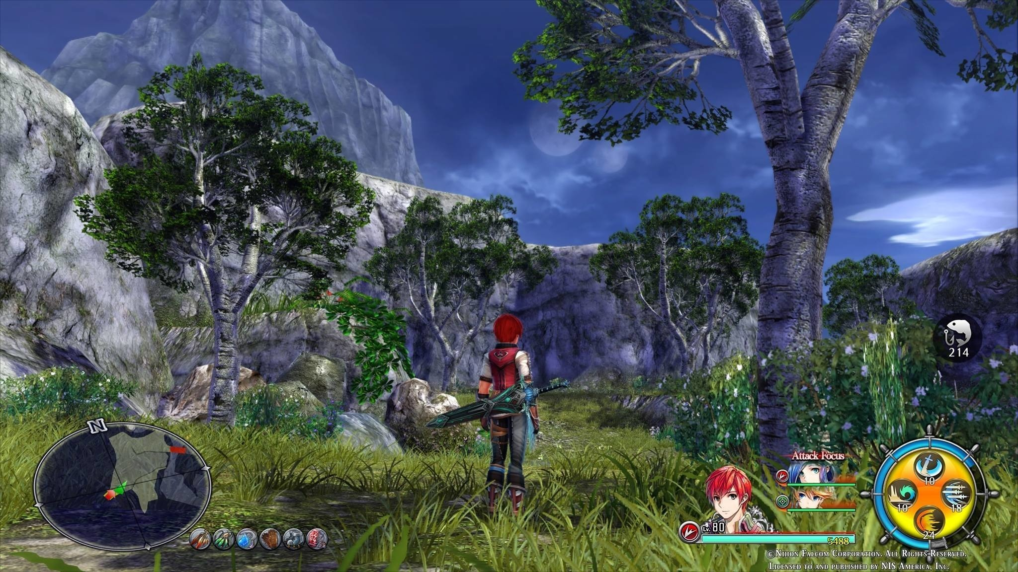 Ys VIII: Lacrimosa of Dana Review - Shipwrecked Yet Solid
