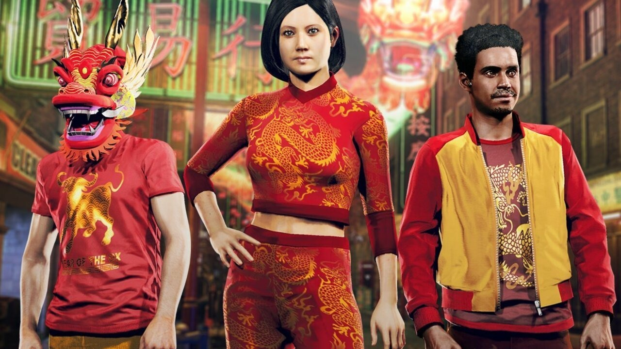 Celebrate the Lunar New Year with Free Outfits in Watch Dogs Legion on PS5, PS