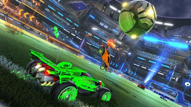 Detailed Info About Rocket League Party System