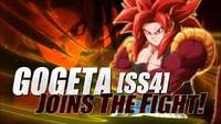 Dragon Ball FighterZ  Gogeta SS4...