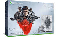Gears 5: Gears 5 Xbox One X Console Leaked via Retail Site [UPDATE]