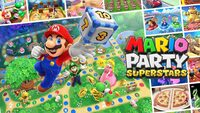 Mario Party Superstars' last three...