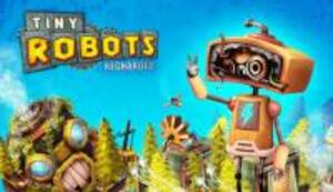 Tiny Robots Recharged game