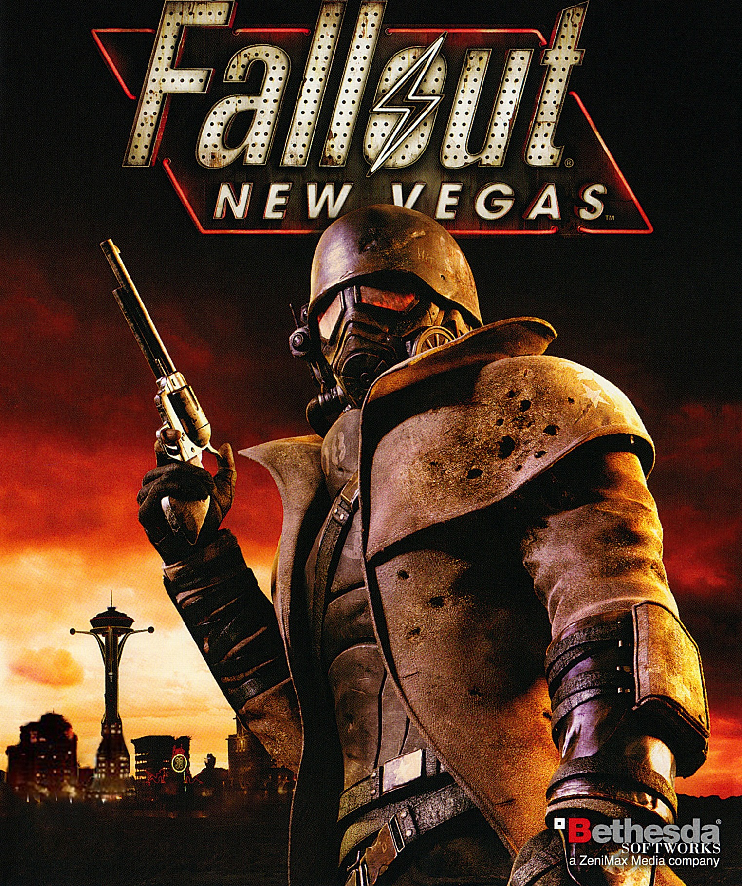 Fallout: New Vegas game