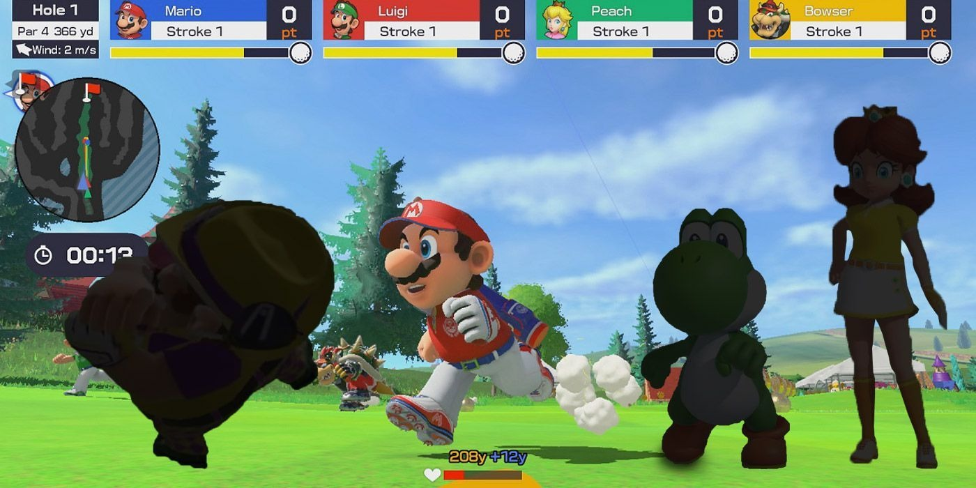 Mario Characters Who Need to Appear in Mario Golf: Super Rush