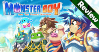 Monster Boy and the Cursed Kingdom: Monster Boy and the Cursed Kingdom Review