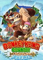 donkey kong country: tropical freeze: Donkey Kong Country: Tropical Freeze Soundtrack - Frozen Frenzy ~ Fear Factory