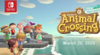 Animal Crossing: New Horizons: Animal Crossing Switch Trailer and Release Date Revealed at Nintendo Direct