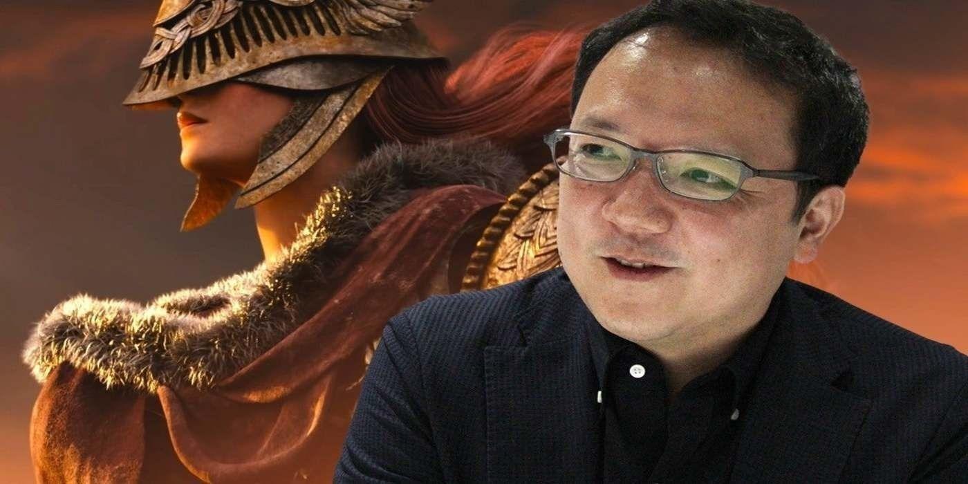 Elden Ring Fan Turns Miyazaki Into Terminator