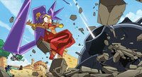 Shantae 5: Shantae 5 opening animation by Studio Trigger